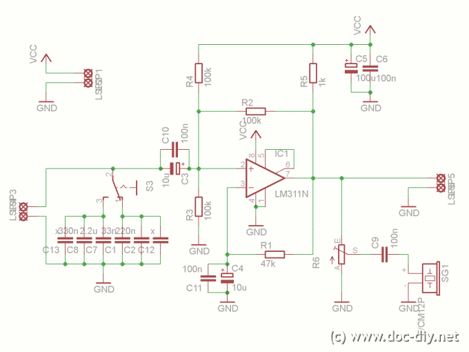 Audio VU Meter using Arduino -Use Arduino for Projects